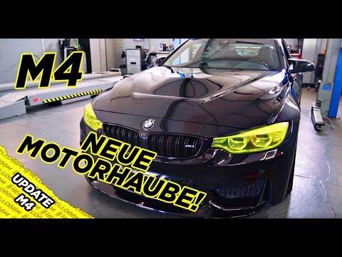 Ollis BMW M4 Update - Krass Technik Carbonmotorhaube Im GTS - Look BBM Motorsport