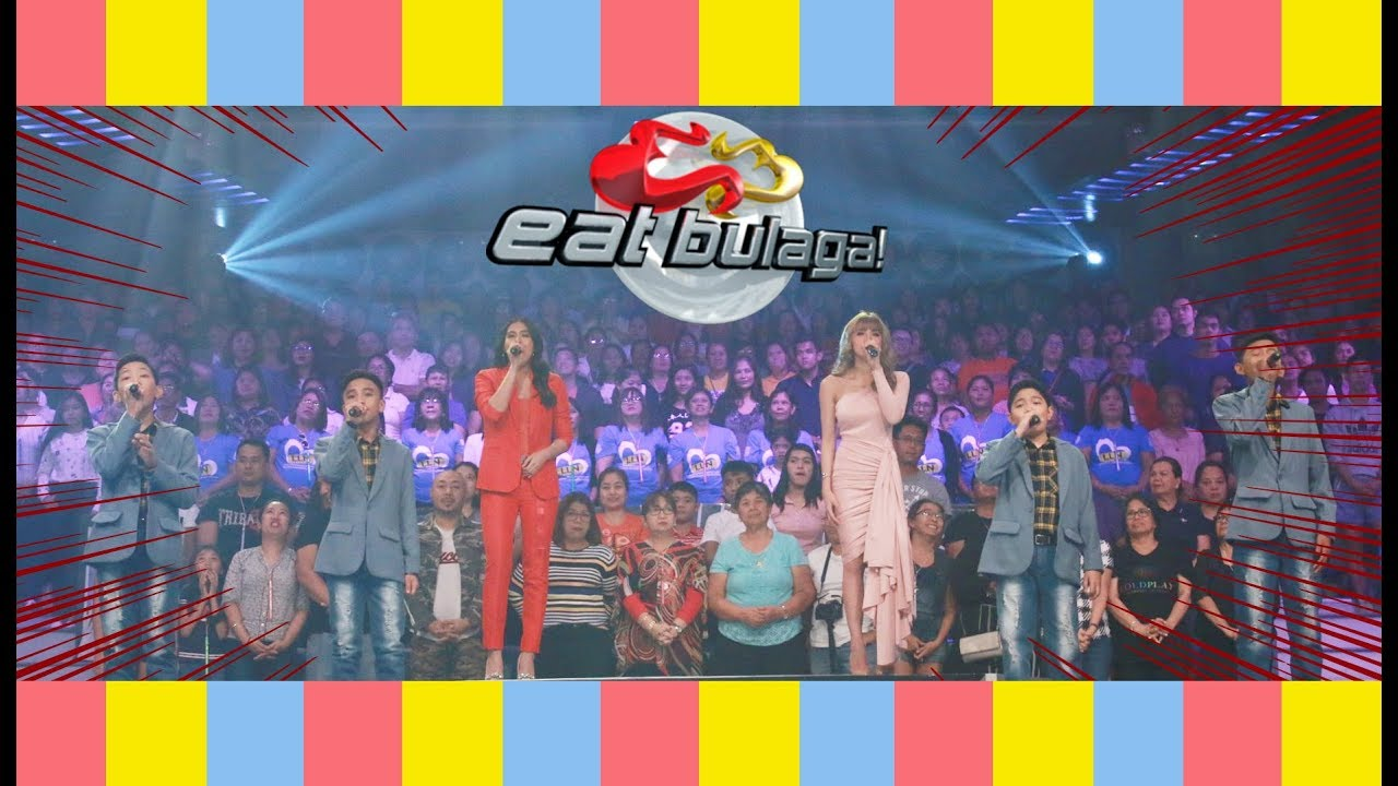 Eat Bulaga Opening | August 25, 2018