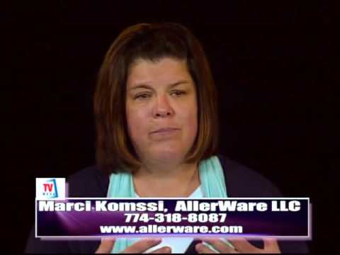 Getting to know AllerWare and its founder.