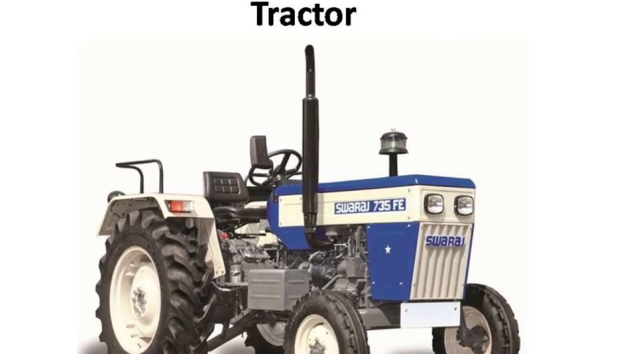 Swaraj 735 FE track tractor price Mileage specs [New price 2019]