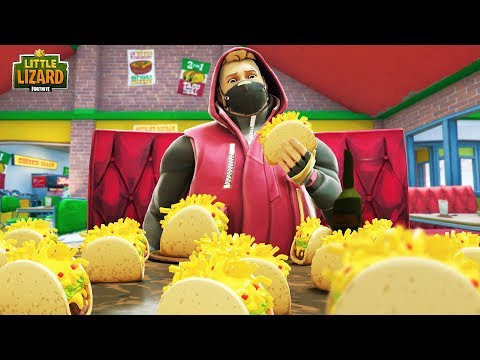 DRIFT GETS FAT OFF TACOS!! - Fortnite Season X
