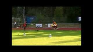 Fredrik Samuelsson svenskt rekord