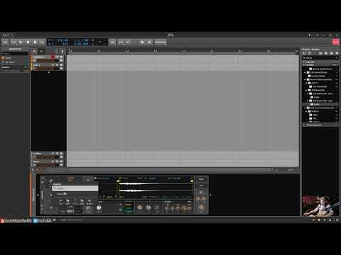 Bitwig 2.4 - Random Note Start & Per-Voice Modulation