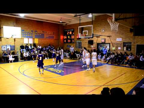 13 | Girls | The Mary Louis Academy ( Queens ) Vs Bishop Loughlin Memorial High School ( Brooklyn )