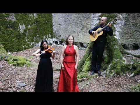 III. Basatxoritxu from Three Basque Folk Songs - The Aglaia Trio