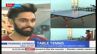 Sports Chat: First East African ping pong masters