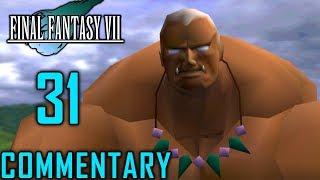 Final Fantasy VII Walkthrough Part 31 - Titan Summon & Nibelheim Return For Cloud