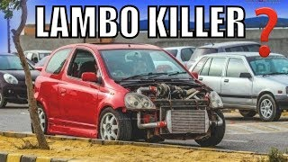 Toyota Yaris 3sgte AWD Range Rover Killer .!!
