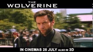 The Wolverine International Trailer P (In Cinemas 25 July)