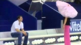 А. Волочкова-А. Сихарулидзе, Шаль