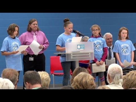Gene Dillon Elementary School Honors Namesake In Dedication Ceremony