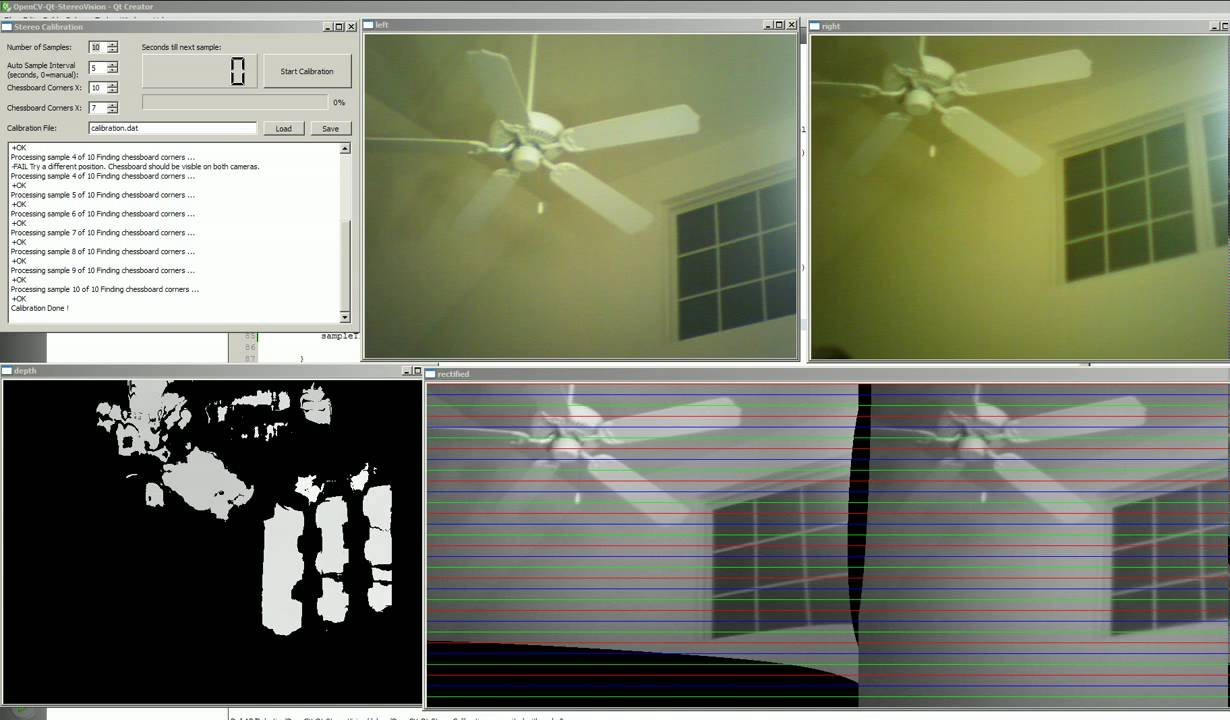how to get distacnce from optical flow opencv