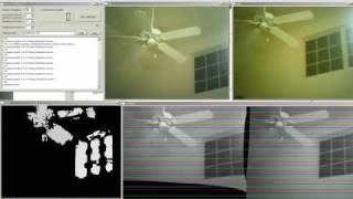 OpenCv Stereo Vision Software
