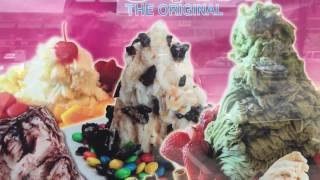 NU ICE Alien Ice Cream | Shaved Ice Cream