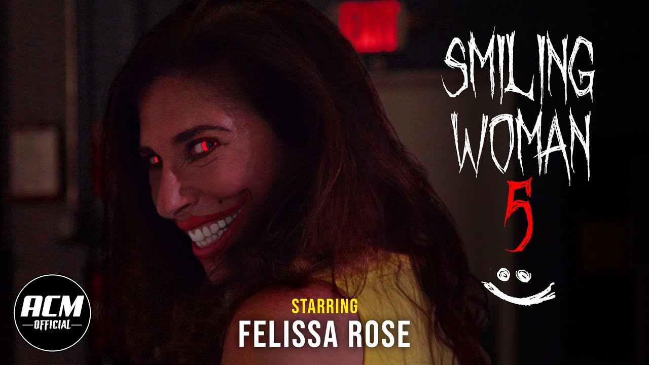 Download Smiling Woman 4 | Short Horror Film