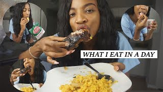 WHAT I EAT IN A DAY | THIS IS HOW SKINNY GIRLS EAT| Tasty Tuesday