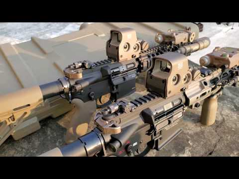 VFC HK416A5 GBB VFC MK18 MOD1 GBB