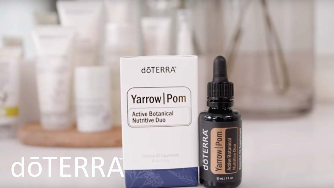 All NEW doTERRA Yarrow   Pom Essential Oil