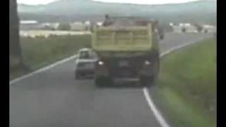 crazy accident
