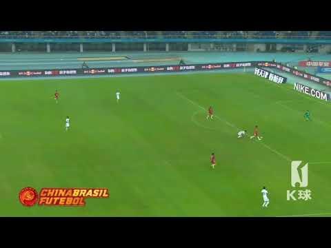 Gol Odion Ighalo - Tianjin TEDA x Changchun Yatai - 25a Rodada da Super Liga da China 2017