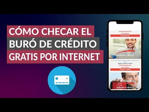 Cómo Checar el Buró de Crédito Gratis por Internet ¡Muy fácil!