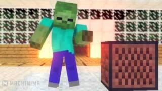 Minecraft - Зомби танца
