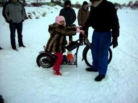 видео: Авто-мото Самоделки ДИК-2