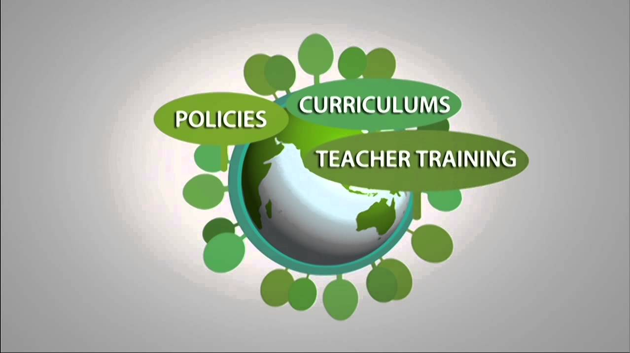 Introduction to Education for sustainable Development (ESD - WWF-India)