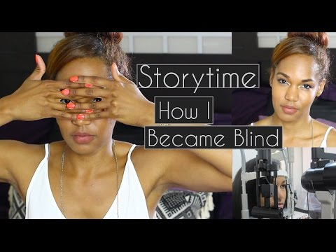 {Storytime} How I Found Out I Was Going BLIND | Stagardt's Disease ◌ alishainc