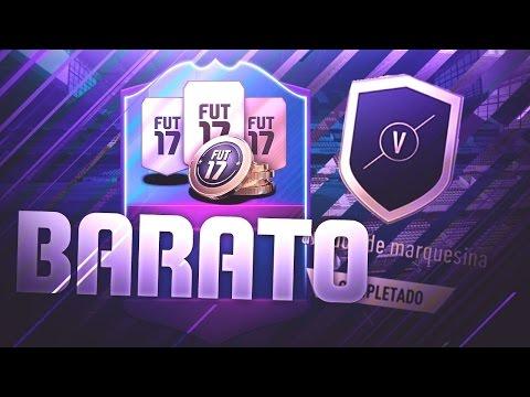 PARTIDOS DE MARQUESINA  SQUAD BUILD CHALLENGE   FIFA 17 PS4 HD