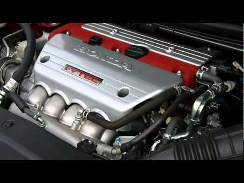 HONDA CIVIC TypeR EURO (FN2) K20A Engine sound - YouTube