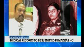 Apollo Hospitals To Submit J Jayalalithaa's Medical Records To Madras High Court