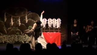 白瀧姫物語~太々神楽とフラメンコのコラボレーション~