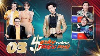 5 Giây Thành Triệu Phú Tập 3 Full HD
