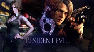 Resident evil 6 - Primeros Pasos