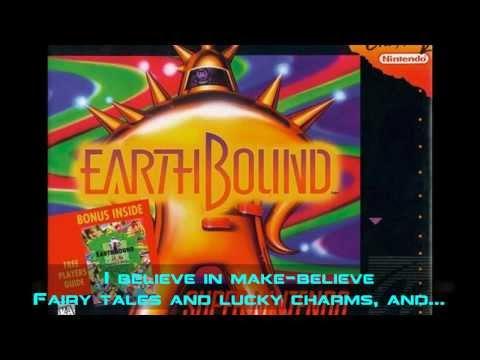 """Mother""/""EarthBound"" Series - Pollyanna (With Lyrics)"