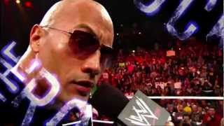 WWE: The Rock New Entrance Video 2012 [HD]