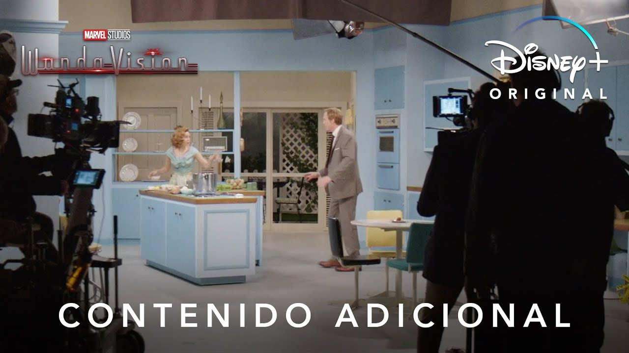 EL DETRÁS DE ESCENA DE WANDAVISION
