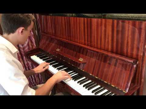 Chopin Nocturne Op.9 Nr.2 In E Flat Major (Petrof) - Alexander Berliner