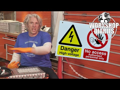 can you make your own battery pack for evs - edd china's workshop diaries 27
