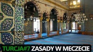 Jak się ubrać do meczetu. Kilka zasad ze środka. Stambuł
