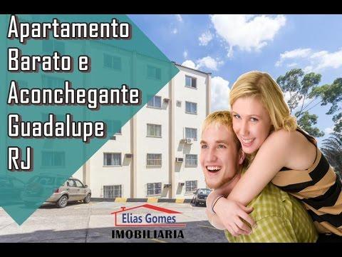 Apartamento Aconchegante em Guadalupe RJ