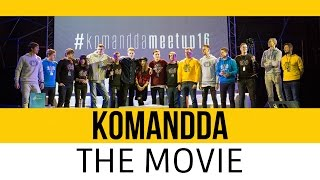 Komandda The Movie