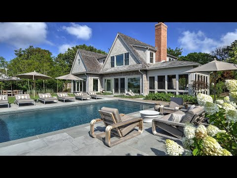 Brown Harris Stevens Presents 12 Gallatin Ln -  East Hampton, NY