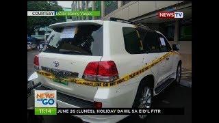 NTG: Pasay city councilor Borbie Rivera, sugatan sa pananambang