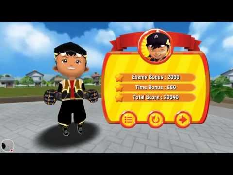 BoBoiBoy Kuasa 7 : Bounce & Blast Live Streaming part 2