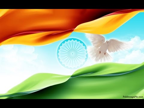 India is now celebrating 68th independence day