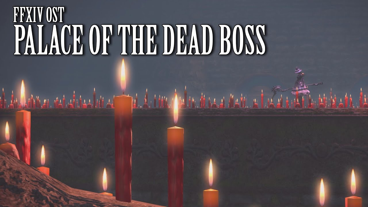 Image result for ffxiv palace of the dead