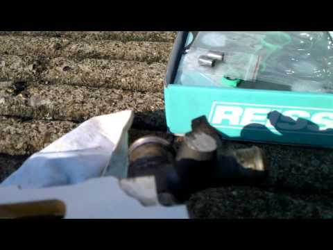 Rover K Series cylinder head rebuild part 3.5