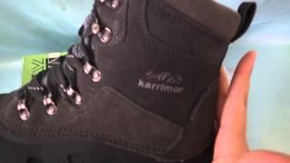 Обзор мужских ботинок Karrimor SnowFur II Weathertite